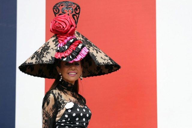The Sun - Spanish Hat by Tracy Rose at Royal Ascot Day 5