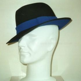Blue Trilby £285
